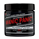 Manic Panic - Raven Classic Creme Vegan Cruelty Free Semi-Permanent Hair Colour 118ml