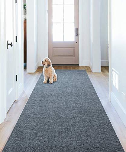 Runner Rug for Hallway, SALLOUS 2.2'x6' Runner Mat for Kitchen Front Porch, Non-Slip Area Rug for Living Room, Door Mat for Hard Floors (27