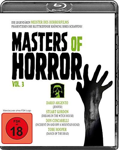 Masters of Horror 1 - Vol. 3 (Argento/Gordon/Coscarelli/Hooper)