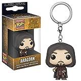 Funko 31814 Pocket POP Keychain: LOTR/Hobbit: Aragorn