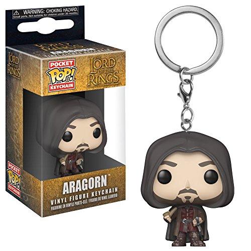 Pocket POP! Keychain: El Señor de los Anillos: Aragorn