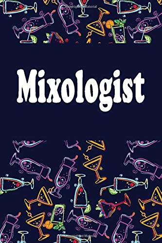 Mixologist: Organizer for Aspiring & Experienced, Recipe Collection Book, Mixed Drinks and Cocktail Recipe Book