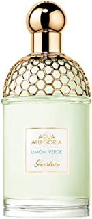 Guerlain Aqua Allegoria Limon Verde Eau De Toilette Spray for Women, 4.2 Ounce, Multi-color