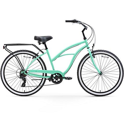 51 gh234+3L. SL500 Schwinn Perla Womens Beach Cruiser Bike