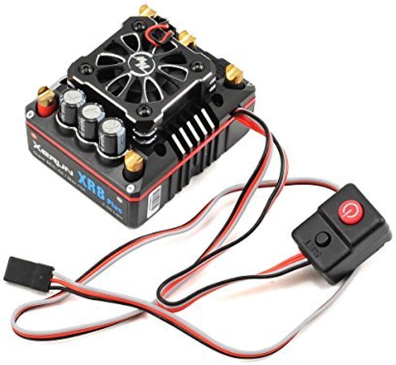 Hobbywing Xerun XR8 Plus 1 1 1 8 Competition Sensored Brushless ESC