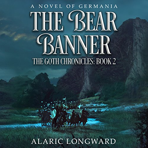 The Bear Banner audiobook cover art