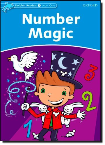 Dolphin Readers: Level 1: 275-Word Vocabulary Number Magic by Rebecca Brooke (2010-07-18)