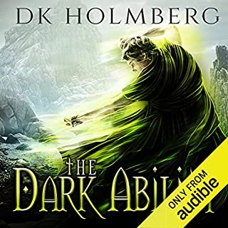 Couverture de The Dark Ability
