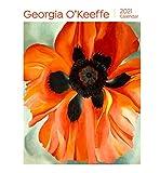 Georgia O Keeffe 2021 Mini Calendar
