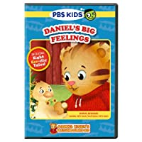 Daniel Tiger's Neighborhood: Daniel's Big Feelings [DVD] [Import]