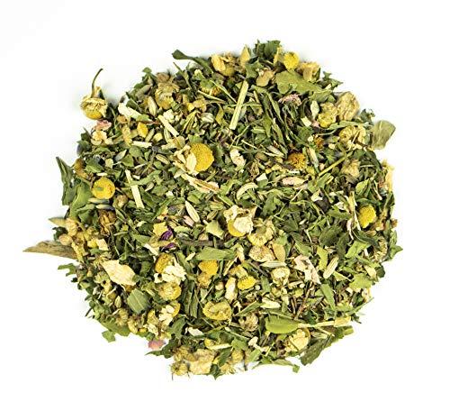 Hennep thee met kruiden, biologisch, 100 gram losse thee