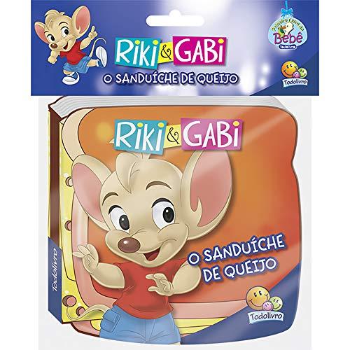 Surpresas no Banho: O sanduíche de queijo (Riki & Gabi)