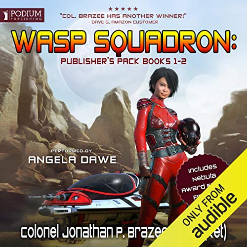 Wasp Squadron: Publisher's Pack cover art