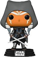 Funko Pop! Star Wars: The Mandalorian - Ahsoka (Hooded), Amazon Exclusive