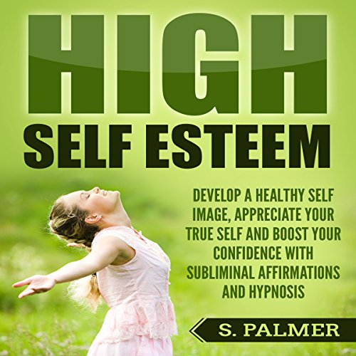 High Self Esteem audiobook cover art