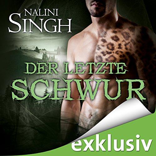 Der letzte Schwur audiobook cover art