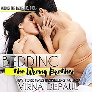 Bedding the Wrong Brother     Dalton Brothers, Book 1              By:                                                                                                                                 Virna DePaul                               Narrated by:                                                                                                                                 Ellen Lange                      Length: 5 hrs and 13 mins     235 ratings     Overall 4.0