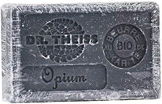 Dr. Theiss Savon de Marseille Opium, reine pflanzliche Seife, Bio 125 g
