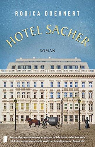 Hotel Sacher: 1892. Na de dood van haar echtgenoot staat Anna Sacher er opeens alleen voor om het beroemde Weense hotel te runnen...
