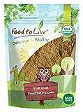 Food to Live Polvo de raíz de jengibre Bio...