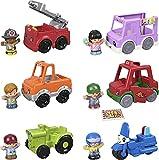 Fisher-Pricek Little People Friendly Neighborhood Vehicle Gift Set