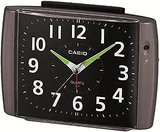 卡西欧 闹钟 模拟 黑色 TQ-382-1JF