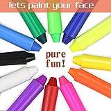 IMG-1 face painting trucchi per feste