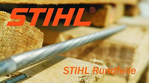 STIHL Rundfeile 6 Stück für Sägeketten 4,8 mm für 0.325