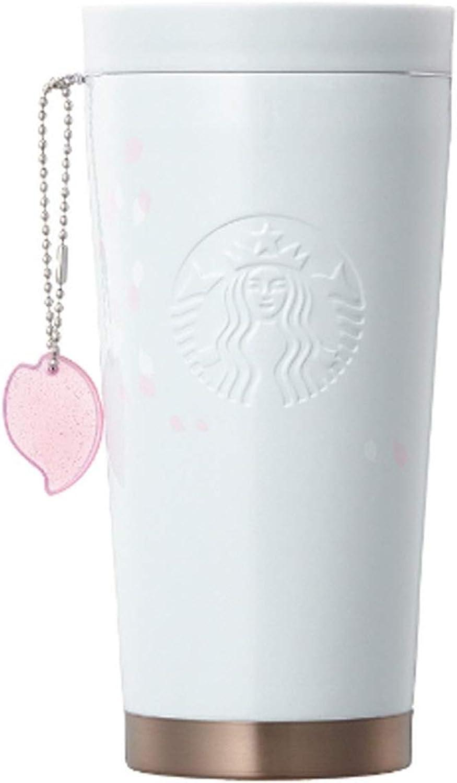 Starbucks Cherry Blossom Elma Stainless Steel Tumbler 16oz