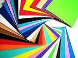 Pryse 5020020 - Pack de 10 láminas de goma Eva, 40 x 60 cm, color verde