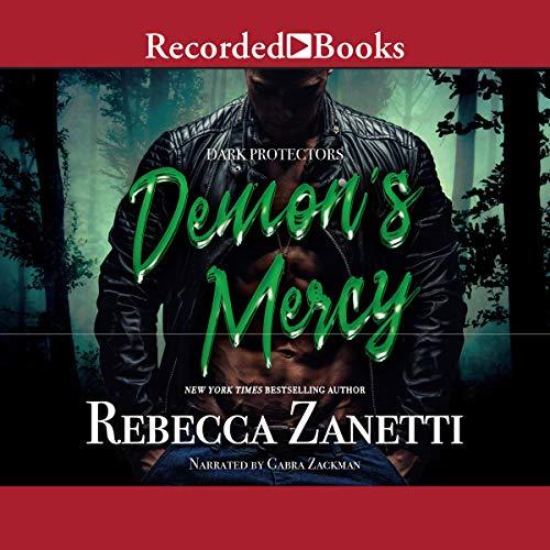 Demon's Mercy audiobook cover art