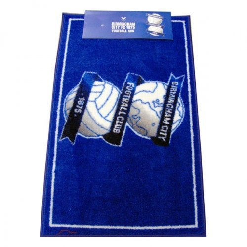 Birmingham City FC Rug (Blue Crest)