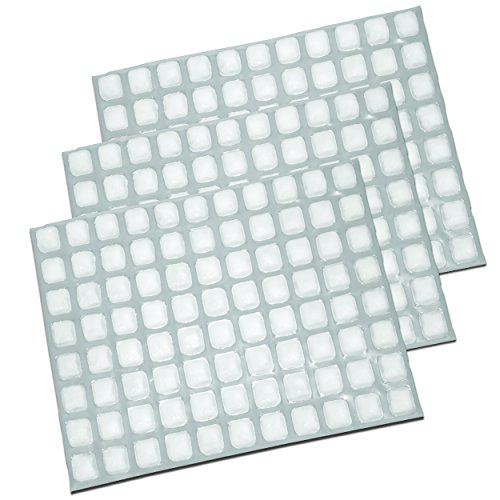 FlexiFreeze Ice Sheets, 88 Cube refreezable Flexible Chemical-Free, 3 Pack