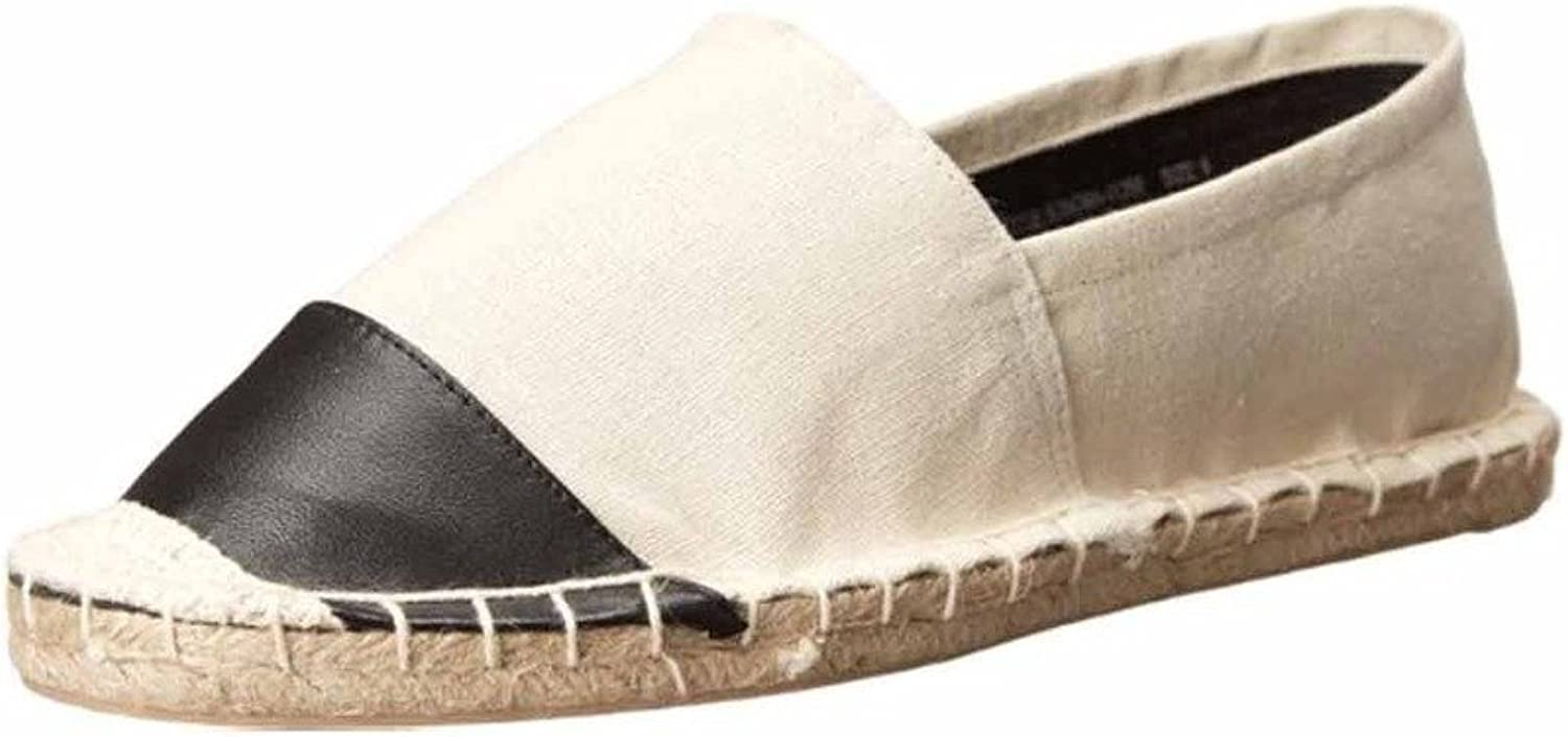 Charles Albert Women's Summer Canvas Espadrille Rope Flat