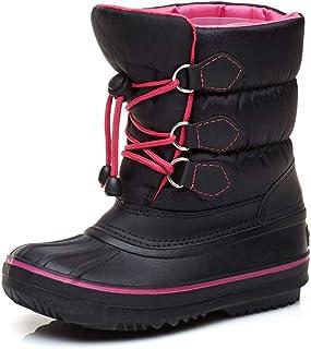 أحذية شتوية للأولاد والبنات من peggy مناسبة للطقس البارد أحذية دافئة (للأطفال الصغار/الأطفال الصغار)