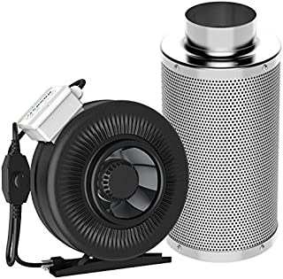 Best carbon scrubber grow room Reviews