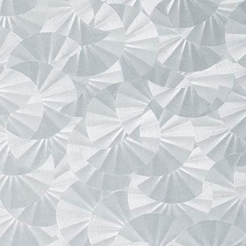 d-c-fix geprägt EIS Klebefolie, Vinyl, transparent, 200 x 45 cm, 9