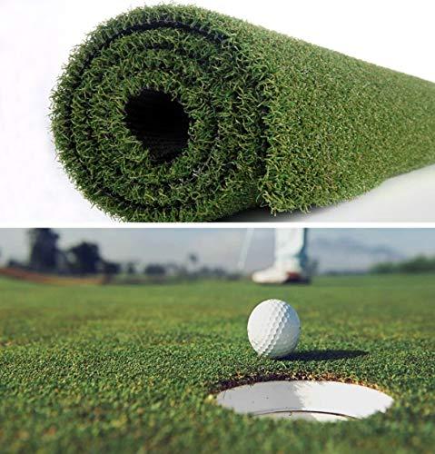 · Petgrow · Pro Putting Green Golf Artificial Grass Turf 5FTX10FT, Indoor Outdoor Golf Training Mat, Synthetic Fake Grass for Baseball Football Gym Sports