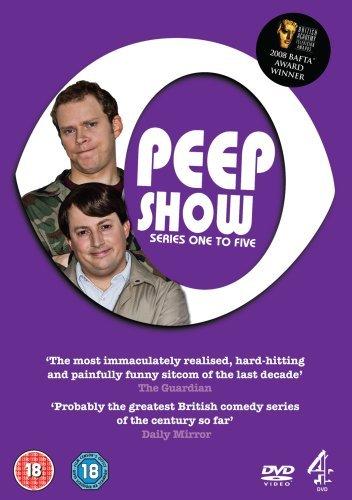 Peep Show - Series 1-5 - Complete [DVD] [2003] [DVD] (2003) Robert Webb