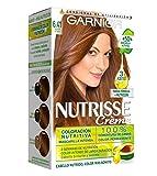 Garnier Nutrisse Creme Coloración permanente con mascarilla...