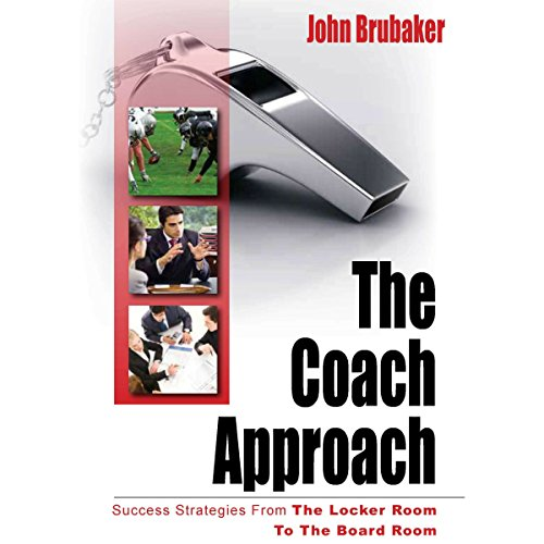 The Coach Approach audiobook cover art