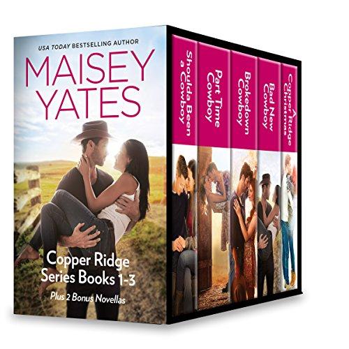 Maisey Yates Copper Ridge Series Books 1-3 Plus 2 Bonus Novellas: An Anthology