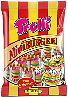 Trolli Mini Burger, 432 g