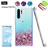 Atump Case for Huawei P30 Pro with HD Screen Protector,P30