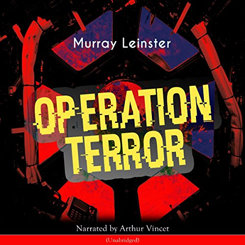 Operation Terror audiobook cover art