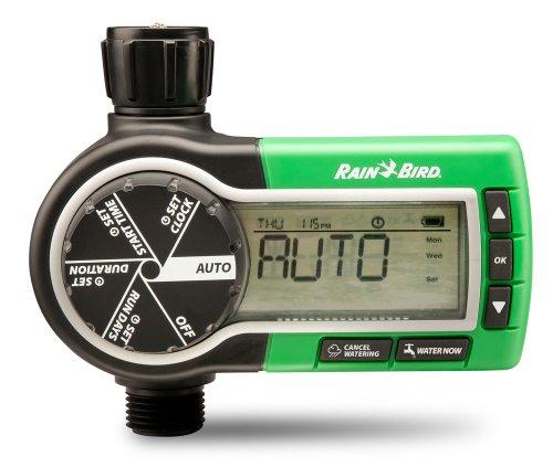 Rainbird ZA84002-Programmatore per rubinetto, 3 4  , colore: nero