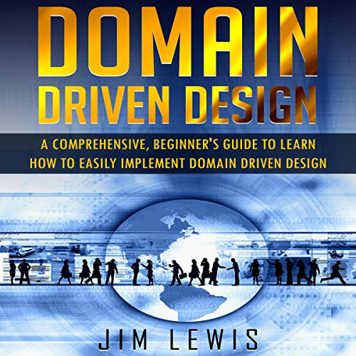 Couverture de Domain Driven Design