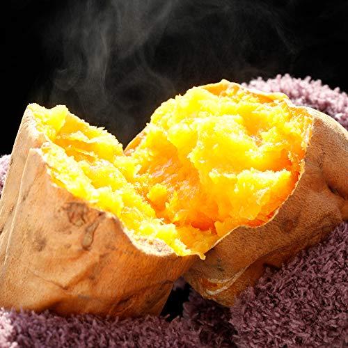 Taruya 国産 茨城県産 紅はるか 焼き芋 さつまいも 簡単調理 真空パック 冷凍 (紅はるか 3kg)