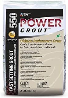 Power Grout Dove Gray