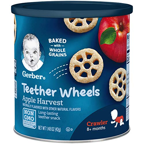 gerber baby food snacks - 9